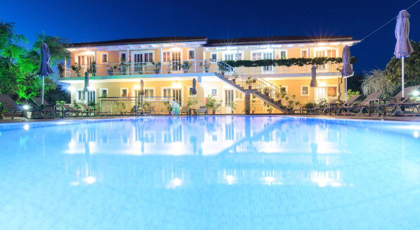 Best time to travel Greece Artemis Apartments