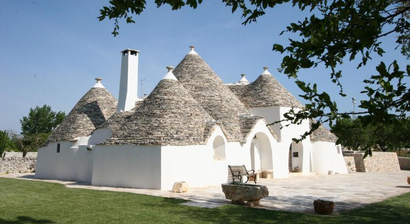 Classic Trullo (2 Adults) Grand Hotel la Chiusa di Chietri