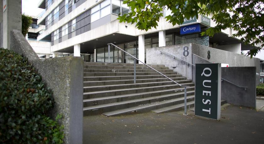 Quest Parnell Serviced Apartments 8 Heather Street ...