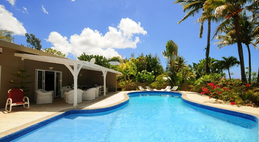 Best time to travel Mauritius Villa Philibert