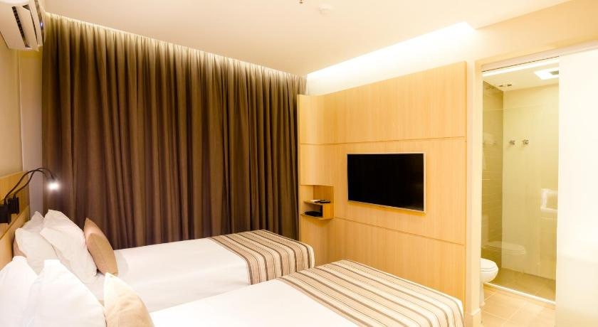 Standard Double or Twin Room Ritz Copacabana Boutique Hotel