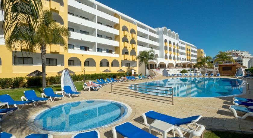 Best time to travel Portugal Aparthotel Paladim & Alagoamar