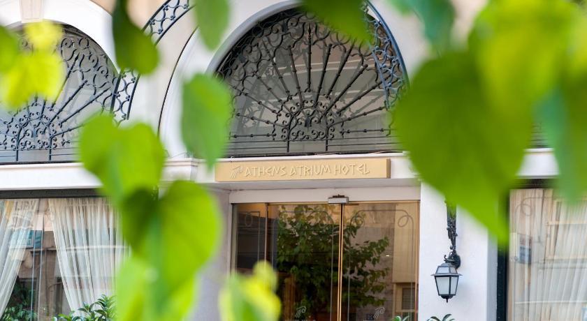Best time to travel Greece Athens Atrium Hotel & Jacuzzi Suites