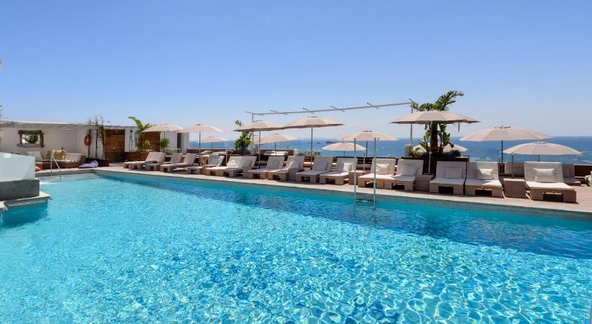 Best time to travel Ibiza Hotel Cenit & Apts. Sol y Viento