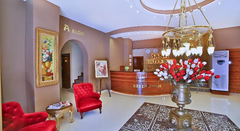 Best time to travel Maltepe Sanli Suite Hotel