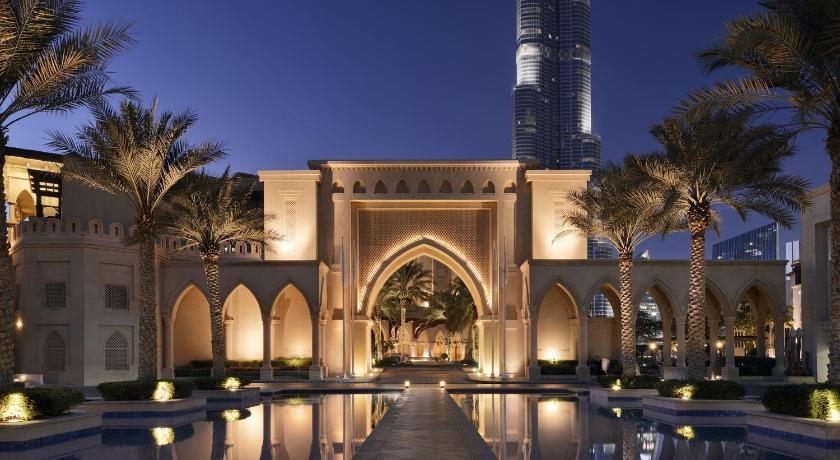 Best time to travel Dubai Palace Downtown