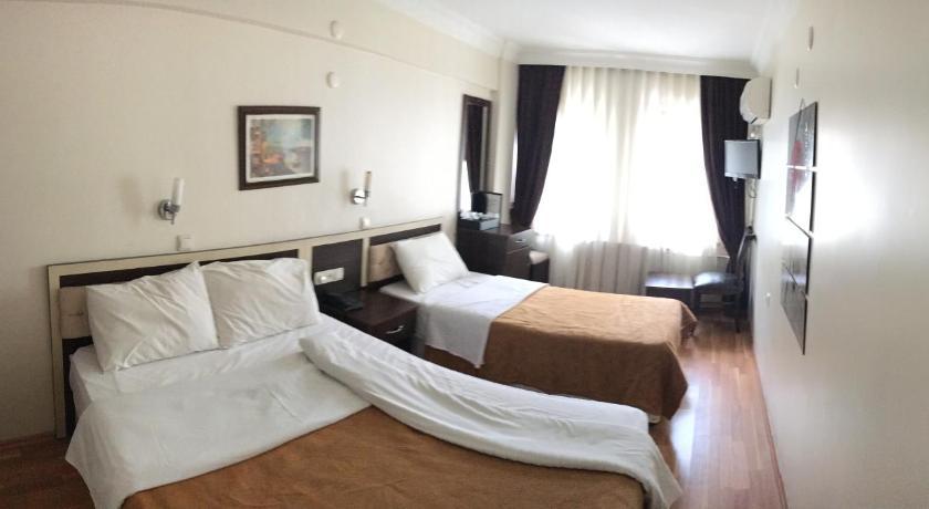 Best time to travel Turkey Hotel Grand Mark