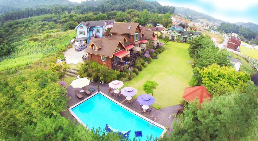 Popcorn House Pension Gapyeong-gun