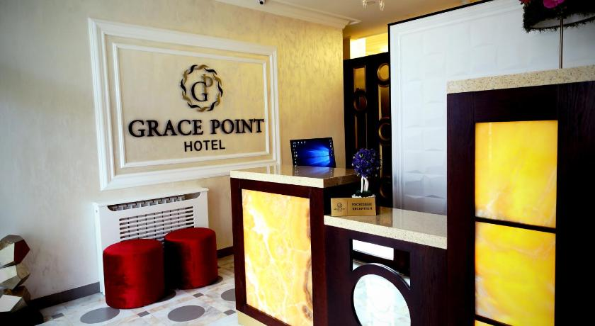 Best time to travel Astana Grace Point Hotel