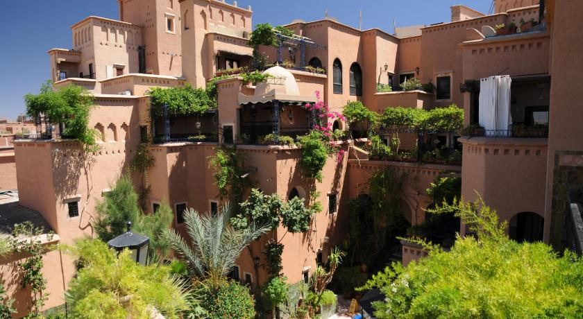 Best time to travel Morocco Kasbah Dar Daif