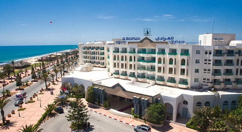 Best time to travel Tunisia El Mouradi Hammamet