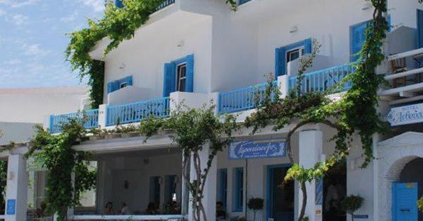 Best time to travel Sifnos Anthousa Hotel