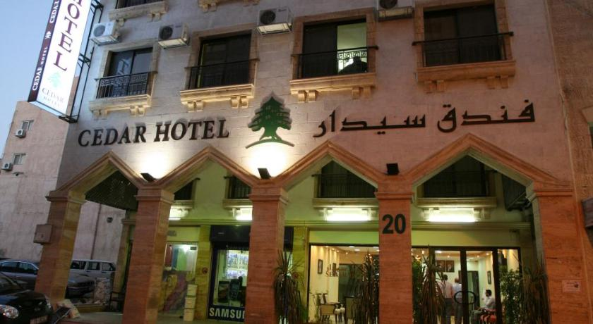 Best time to travel Jordan Cedar Hotel