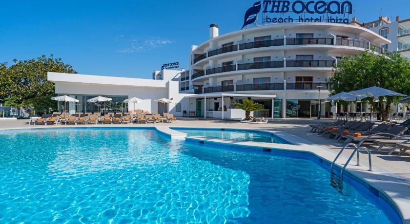 Best time to travel Ibiza THB Ocean Beach