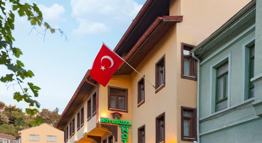 Best time to travel Turkey Boyuguzel Termal Hotel