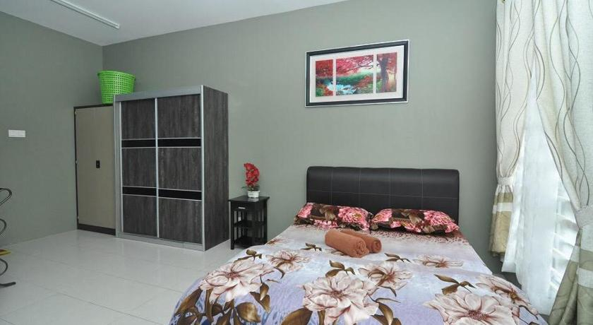 Homestay Casa Mewah 4 Bedroom@Hijauan Heights Bangi