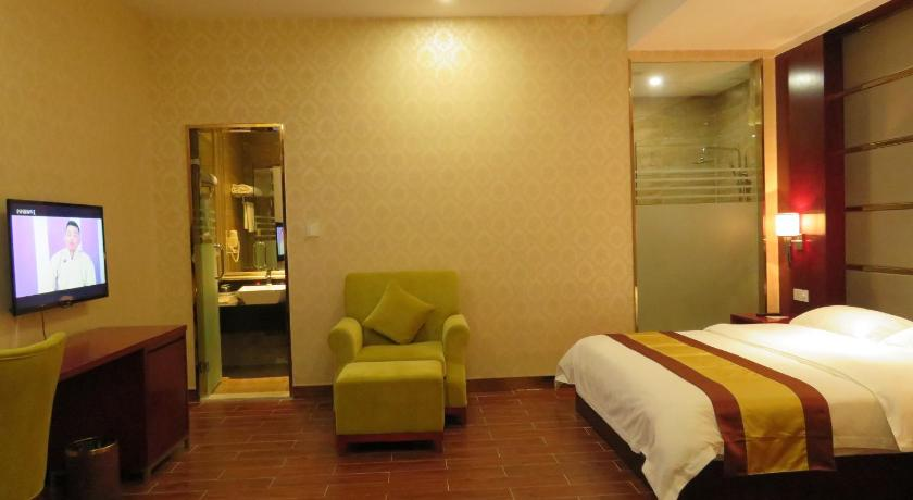 Superior Double Room(No Window) Bo Xing Hotel
