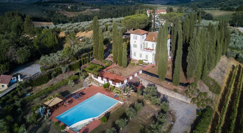 Best time to travel Italy Villa Del Pino B&B