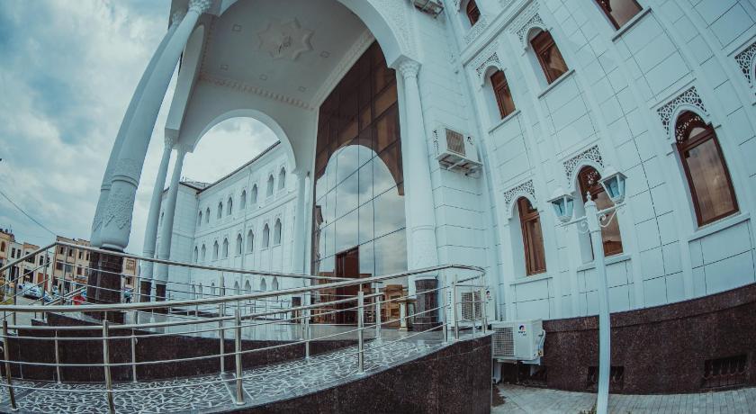 10 X Dagbed : Hotel bek samarkand corner of shohi zinda and dagbed street samarkand