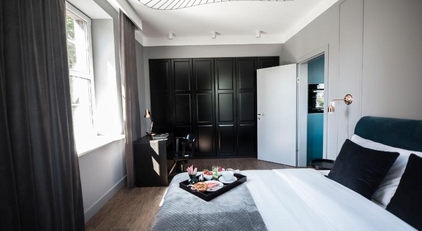 Apartamento de 1 dormitorio TS Boutique Apartments