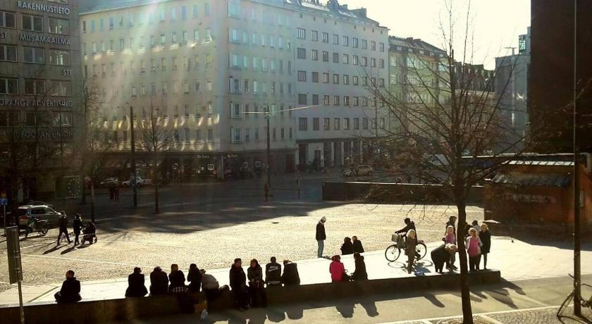 Downtown Helsinki 2021