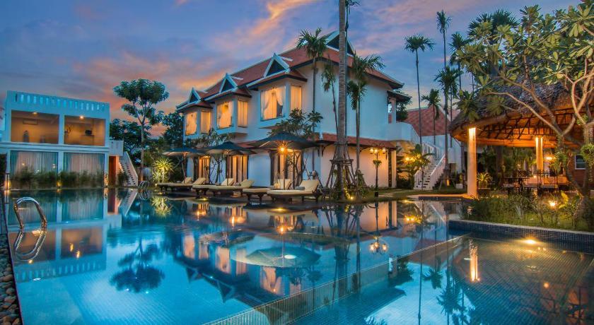 Best time to travel Angkor The Embassy Angkor Resort & Spa