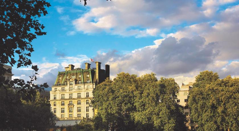 Best time to travel London The Ritz London