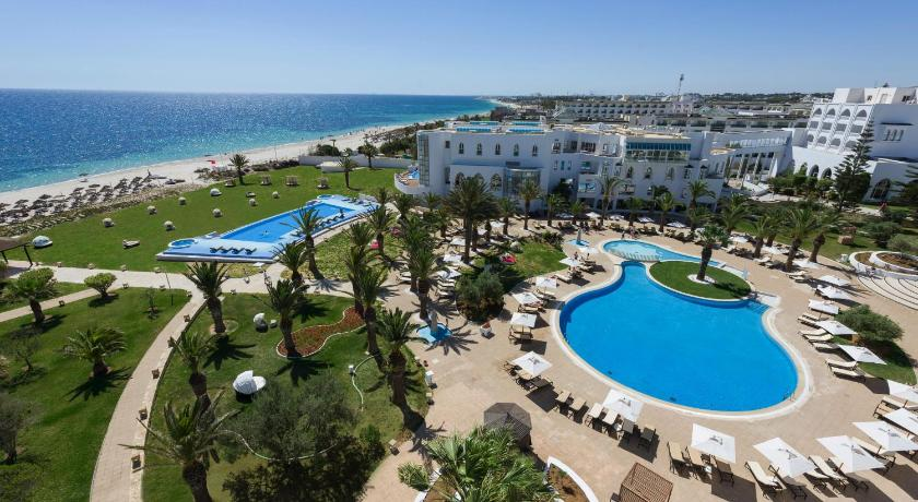 Best time to travel Sousse Iberostar Selection Kantaoui Bay