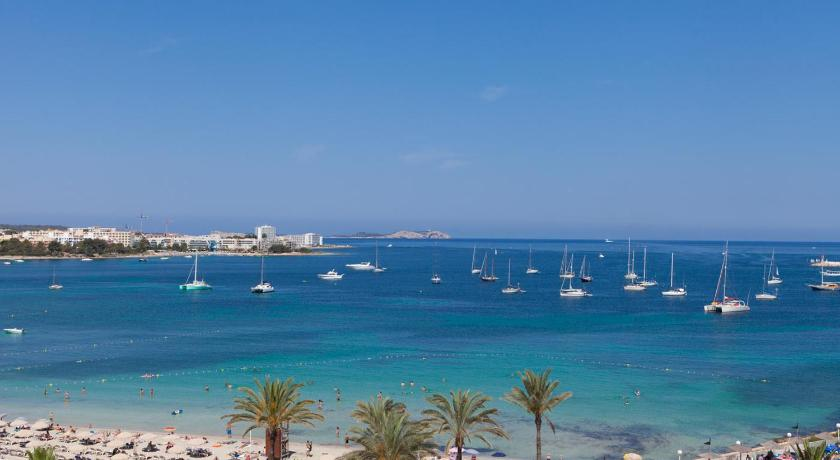 Best time to travel Ibiza Bellamar Hotel Beach & Spa