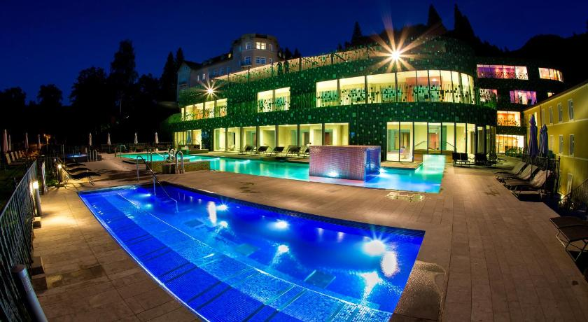 Best time to travel Slovenia Rimske Terme - Hotel Zdraviliski Dvor
