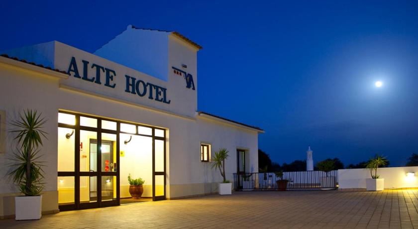 Best time to travel Portugal Alte Hotel
