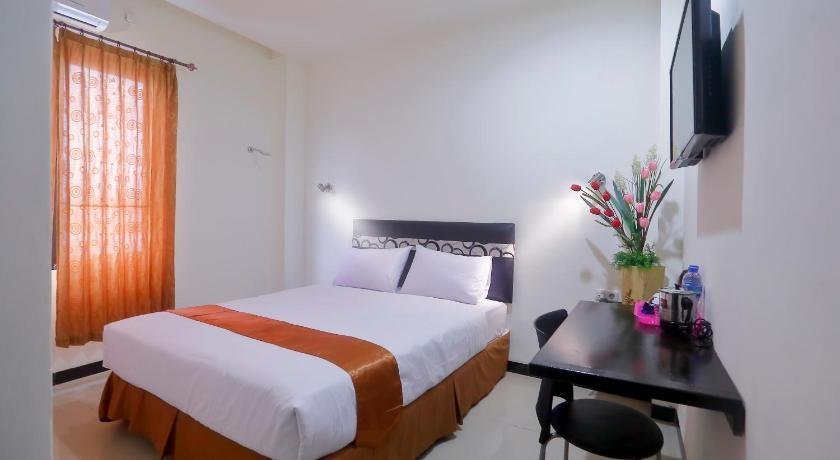 Fasilitas kamar Gajah Mada Hotel Tarakan
