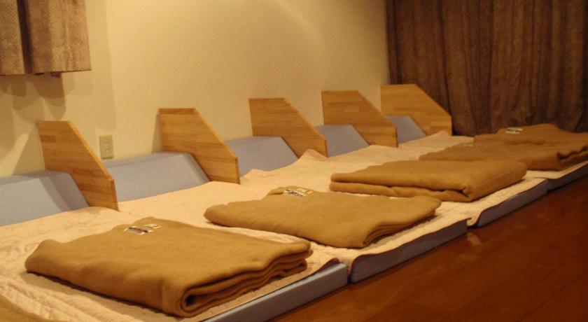 Beauty Sauna Hostel Tokyo Deals