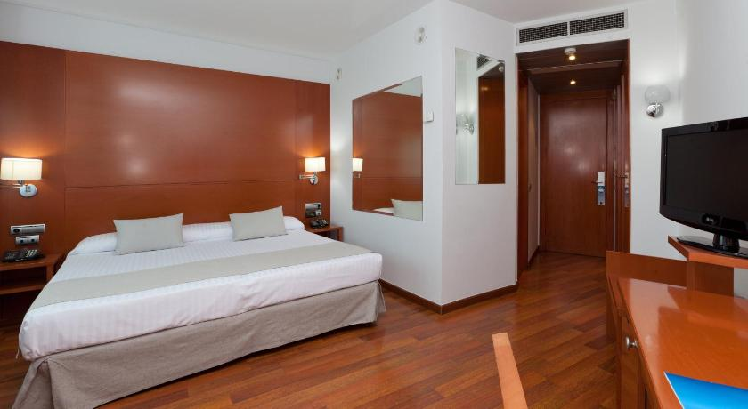 Double Room Hotel Azarbe
