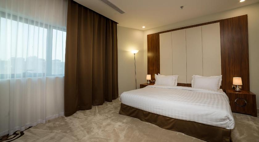 Deluxe Double Room Golden Garden AlMadhina Hotel
