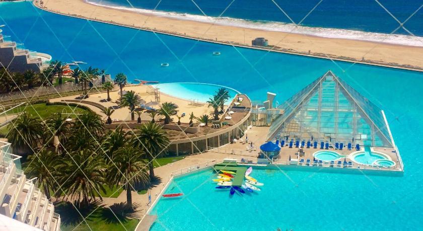 San Alfonso Del Mar Resort >> San Alfonso Del Mar Resort Apartment Algarrobo Deals