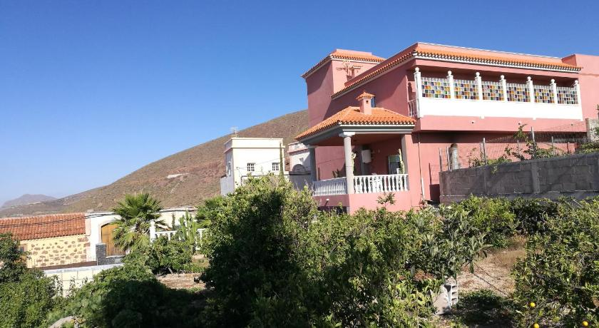 Appartement met Terras Canarian Rural Spanish House