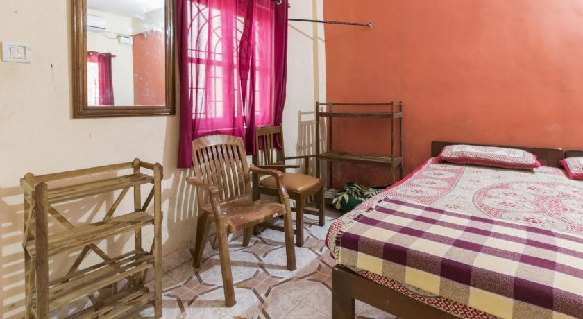 Standard Triple Room Guest house room in Calangute, Goa, by GuestHouser 15794