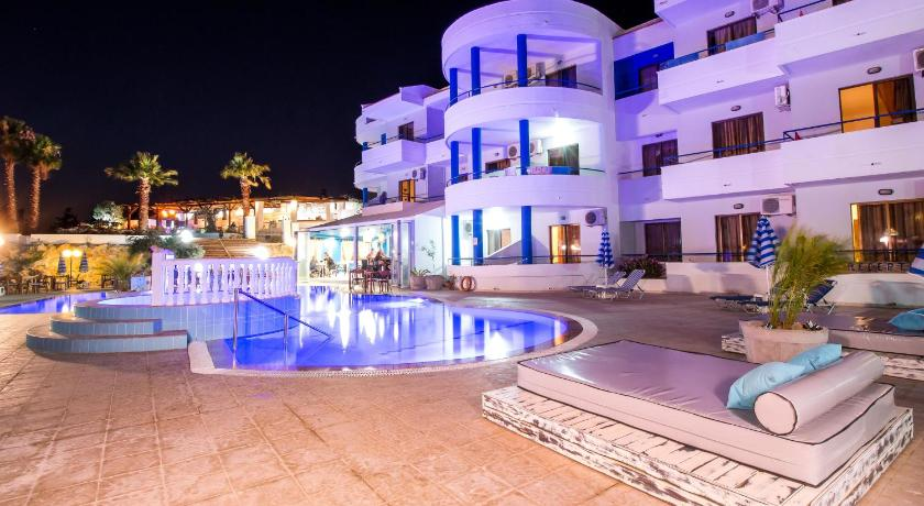 Best time to travel Rhodes Ano Kampos Hotel & Studios