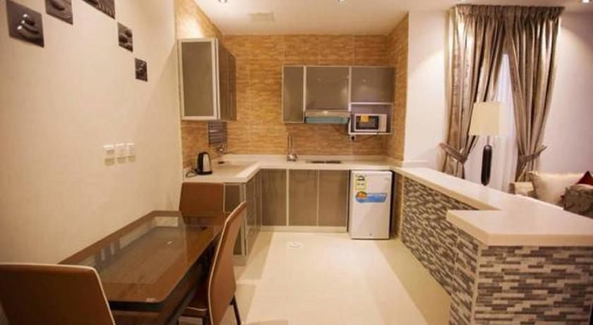 Masarat Al Wurud Furnished Apartments