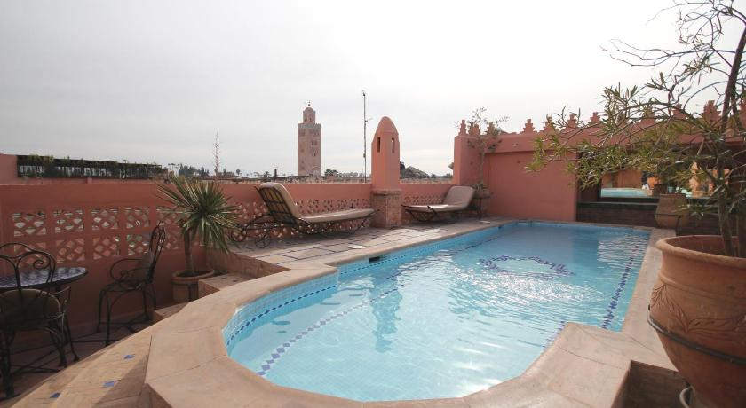 Best time to travel Morocco Riad Catalina