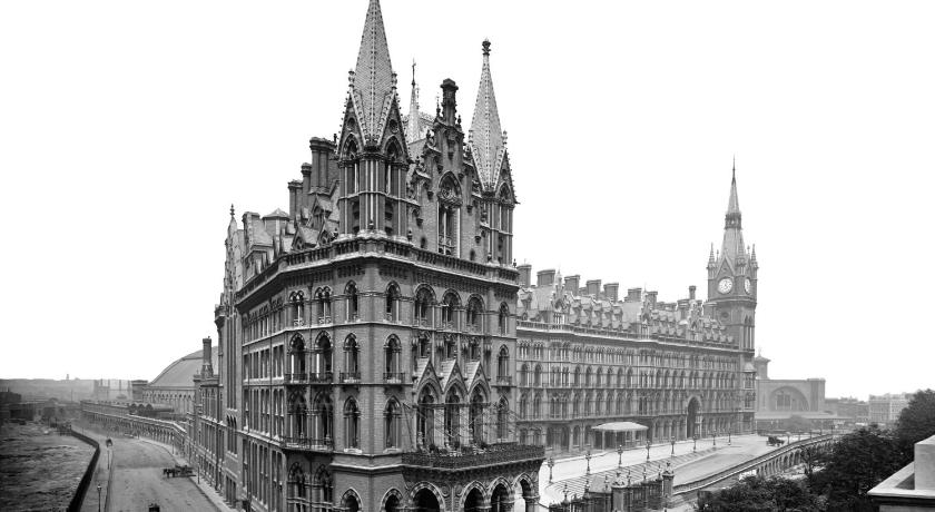 St Pancras Renaissance Hotel London, A Marriott Luxury & Lifestyle Hotel