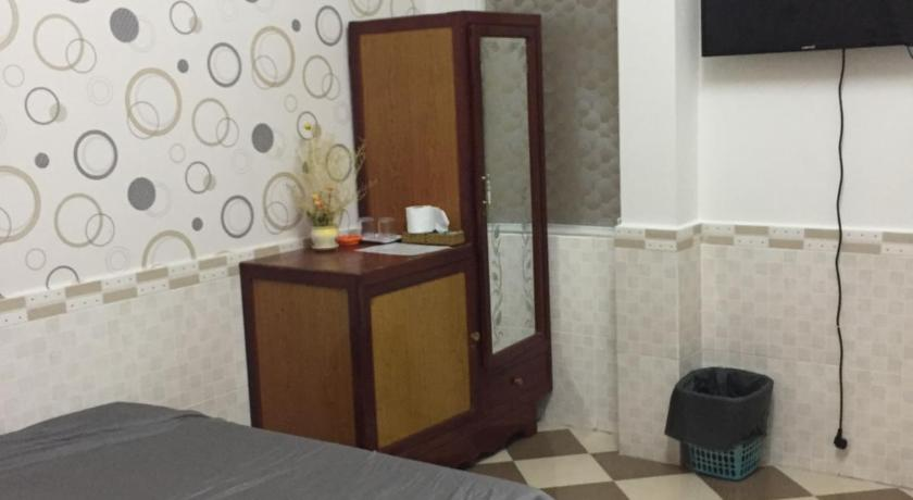 Deluxe Double Room Guesthouse Thanh Phuong