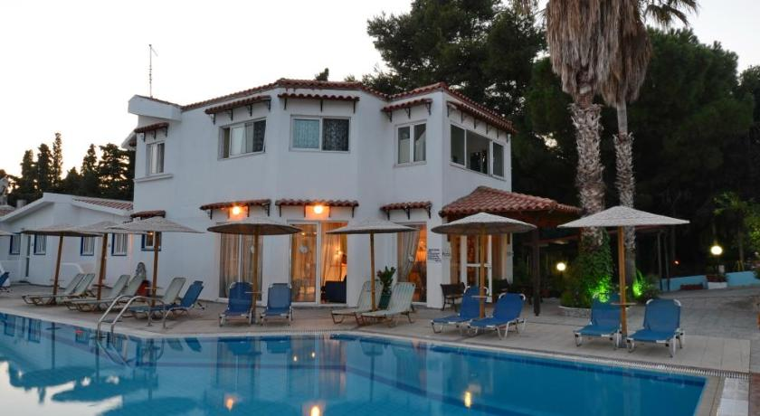 Best time to travel Greece Aspro Spiti Hotel Apartments