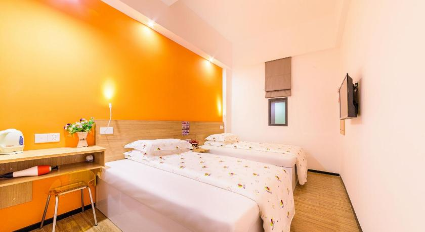Best time to travel Guangzhou Orange Boutique Theme Transit Hotel Guangzhou Baiyun Airport Branch