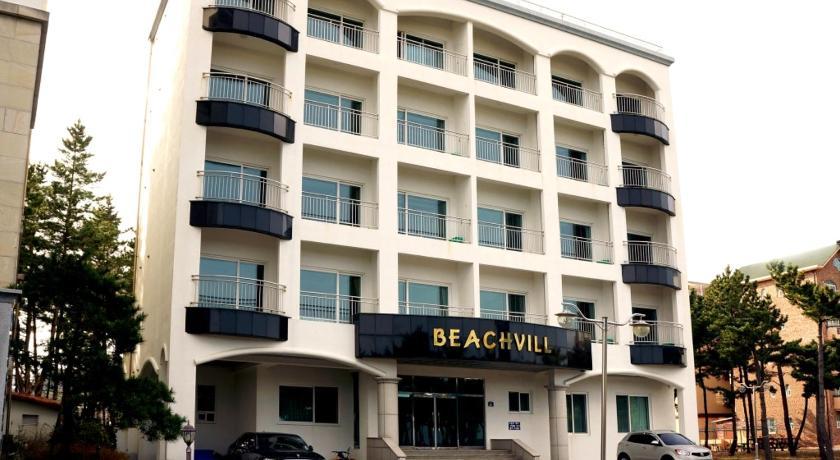比奇維爾公寓酒店