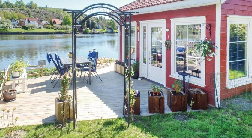 Best time to travel Sarpsborg Studio Holiday Home in Rolvsoy
