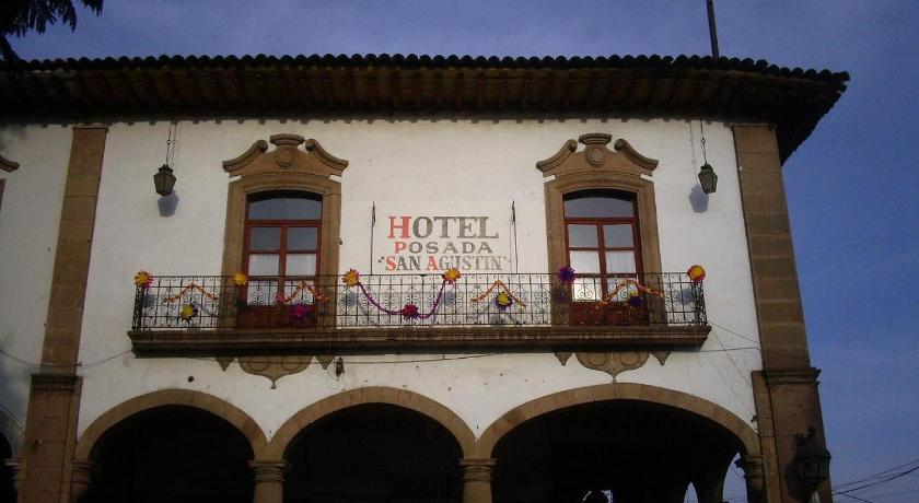 Best time to travel Mexico Posada de San Agustin