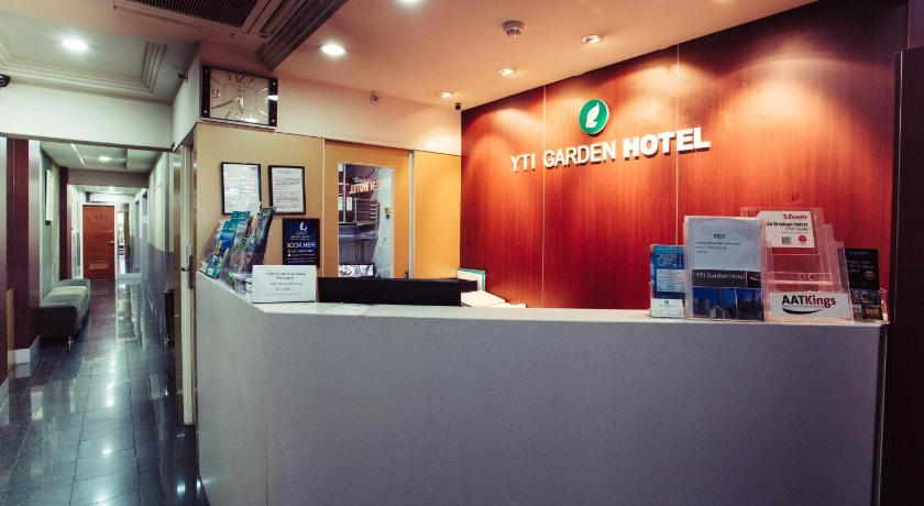 Best time to travel Australia YTI Garden Hotel