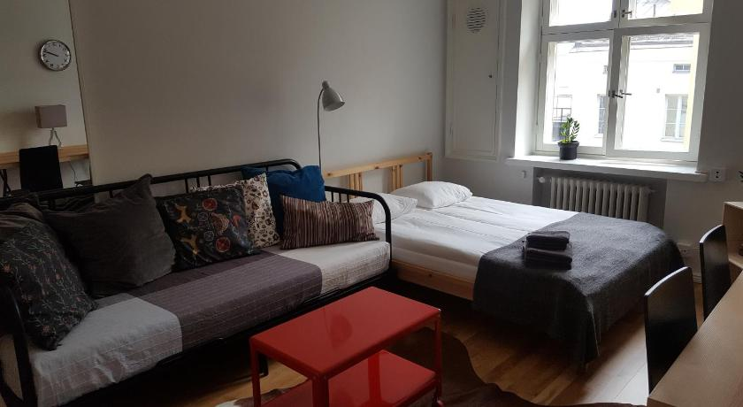 Kalevankatu Studio Apartment Helsinki Parhaat Tarjoukset Agoda Com
